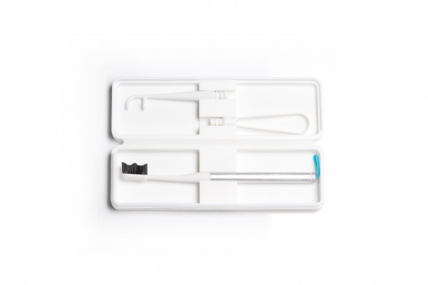 Goodwell + Co. Premium Toothbrush Kit