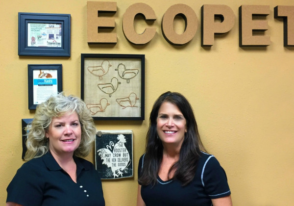 Co-Founders Kristin Adams & Nancy DeMond