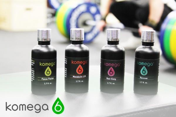 Komega6 Product Line